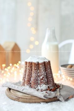 Eierlikörkuchen - Egg Nog Cake