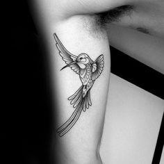 125 Best Hummingbird Tattoo Ideas for 2017 - Wild Tattoo Art