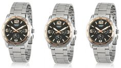 Get Casio Enticer Black Dial Watch for Men, price: Rs- 4,295 Only form Hirawatch.