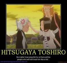 Tags: Anime, BLEACH, Matsumoto Rangiku, Hitsugaya Toushirou, Kurosaki Karin