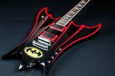 Holy Bat-Guitar