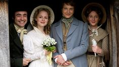 Cranford - Dr. Marshland, Sophy (Hutton) Harrison, Dr. Harrison, Mary Smith.