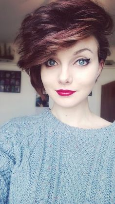 Short Scene Hair Tumblr Medium Scene Haircuts Medium Scene - Hairstyles for short hair on tumblr