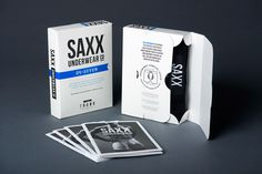 Real Men Keep it Real Simple #SAXX #SAXXunderwear