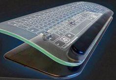 Transparent Keyboard