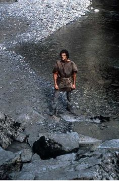 """Sylvester Stallone - Rambo First Blood (1982) Movie Still. """"There's one man dead. It's not my fault."""""""