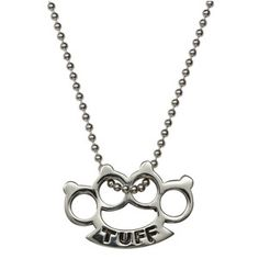 Tuff Stuff Necklace now featured on Fab.