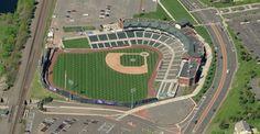 Sommerset NJ -the Sommerset Patriots, the Atlantic League
