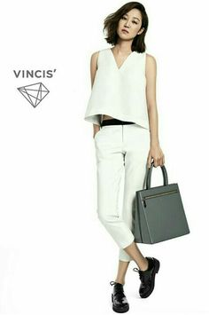 Kong Hyo Jin for Vincis 2015