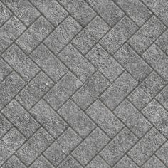 Textures - ARCHITECTURE - PAVING OUTDOOR - Pavers stone - Herringbone