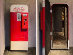 Geheime bar Shanghai - The Flask  - Flask: Geheime bar in Shanghai achter een Coca-Cola automaat - Manify.nl