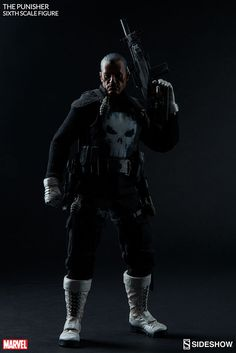 Sideshow Collectibles - The Punisher (1:6 Scale Figure) - Limited Edition