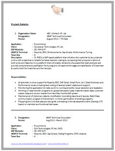Sample Resume For Experienced Electrical Maintenance Engineer And