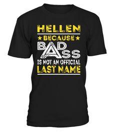 HELLEN - Badass #Hellen
