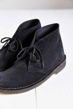 Clarks Suede Desert Boot - Urban Outfitters
