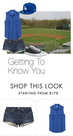 """""""getting to know ya"""" by shannonlala ❤ liked on Polyvore featuring rag & bone, Equipment and Converse"""