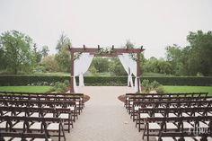Image result for oak creek golf club wedding ceremony