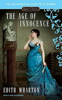 Cheryl recommends The Age of Innocence by Edith Wharton