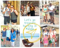 Treasure Hunting Dreams get true in Málaga! Today we celebrate T W O years of City Adventures in Málaga and are incredibly grateful and happy that our. Andalusia, Old Town, Malaga Spain, Treasure Hunting, Adventure, City, Celebrities, Holidays, Pirate Treasure