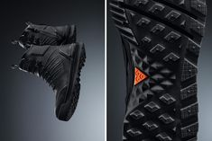 nike lunarterra arktos all-weather boot - designboom | architecture & design magazine