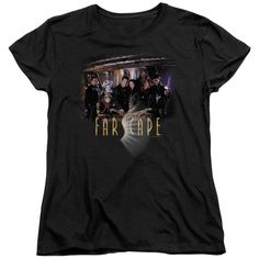 Farscape T-Shirt Cast on Black