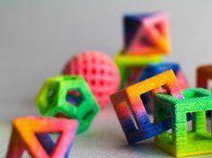 Innovative 3D Food Printers Create Edible Geometric Forms - My Modern Metropolis