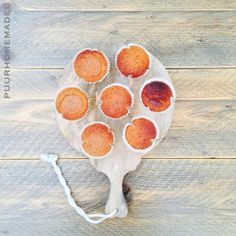 amandel-kaneelmuffin - Puur Homemade by Cilla Tibbe- www.puurhomemade.nl