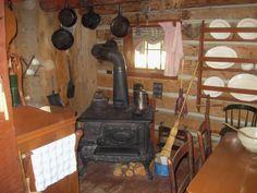 Интересное и забытое - быт и курьезы прошлых эпох. - Ответ на загадку.Cook stoves- кухонные плиты.