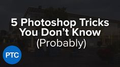 5 Photoshop Tricks You Don't  Know - at 4:15 shows a very good tip on how to manipulate colors using a black and white filter.