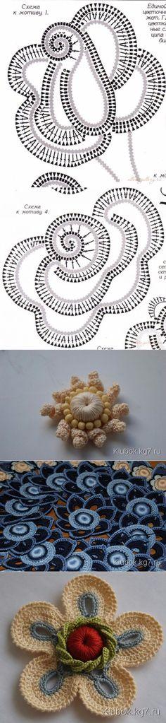 Irish crochet...<3 Deniz <3