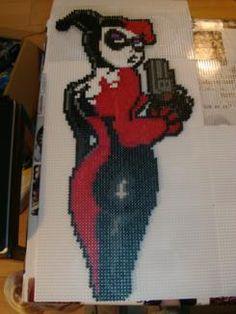 Ms Harley Quinn by Moosecastle.deviantart.com on @deviantART