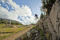 Mountain Biking at Mountainside Lodge in Whistler, British Columbia