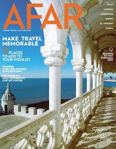 AFAR Magazine • Issue 23 • May 2013 Travel Magazines, Most Beautiful Beaches, Digital Magazine, Travel Photos, Travel Inspiration, The Good Place, Taj Mahal, How To Memorize Things, Italy