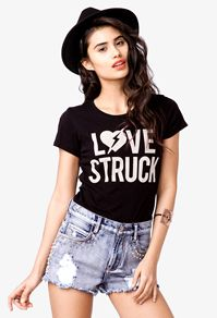 Love Struck Tee... from Forever21! Only $15.80