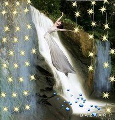 Waterfall - Lelia Maria Fachel Sarda