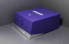 Puma IGNITE — The Dieline - Branding & Packaging