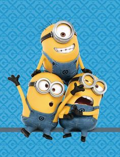 Despicable Me Minions Pyramid Throw Multi Coloured