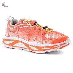 HOKA ONE ONE HUAKA CORAIL Chaussures de running femme  Amazon.fr   Chaussures et Sacs e7c1ea1a2f3
