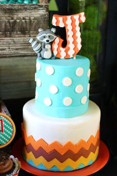 Trend Alert: Fondant Letter Toppers // Hostess with the Mostess®