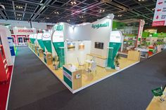 The Importance of A Good Exhibition Stand To Increase Your Inquiries and Sales