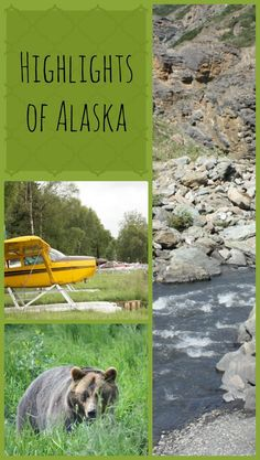 The Highlights of Alaska - for more information, check out Albom Adventures