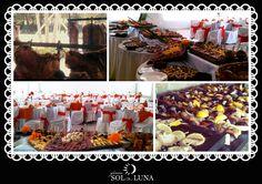 Una celebración con estilo campestre. Seguinos en nuestro Facebook Finca Sol y Luna.