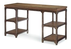 Brigadoon Writing Desk Home Office Space, Home Office Desks, Office Furniture, Wolf Furniture, Belfort Furniture, Big Desk, Cutting Tables, Writing Desk, Table Desk