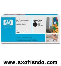 Ya disponible T?ner HP q6000a negro   (por sólo 88.89 € IVA incluído):   -Compatible con: HP Laserjet -1600/2600CM1015 /MFP -Color: negro   Garantía de fabricante  http://www.exabyteinformatica.com/tienda/2097-toner-hp-q6000a-negro #hp #exabyteinformatica