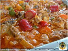 Iloilo Food Trip Pininyahang Manok With Cheese