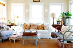 How to Achieve a French Country Style... go for a Friendly, Understated Elegance.