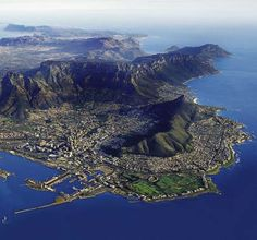 Cape Town, my favorite international destination!! I can't wait to get back there some time soon!