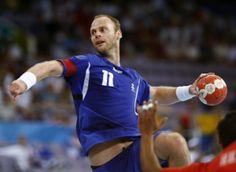 Ein ganz großer! Olafur Stefansson ist für #TeamKretzsche am Ball. #tagdeshandballs
