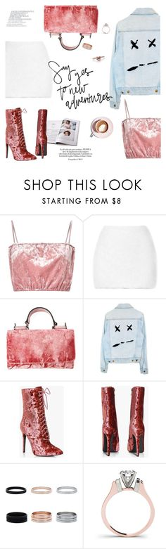 """""""Say yes to change"""" by scelestum ❤ liked on Polyvore featuring Rodarte, Triple 7, Boohoo, Nico and Martha Stewart"""