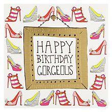 buy caroline gardner 2nd birthday card online at johnlewiscom cards wrap pinterest birthday card online birthday and cards - Buy Greeting Cards Online